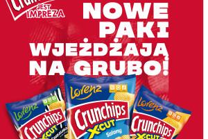 Rozwiązania brytyjskiego start-upu w reklamie Crunchips