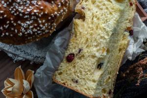 Włochy: słynne świąteczne ciasto panettone zdrożeje o 1/5