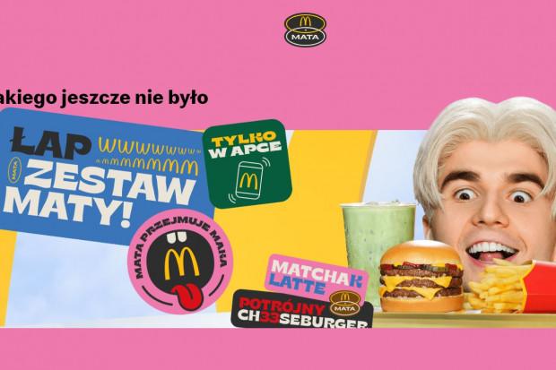Mata nie był pierwszym wyborem McDonald's?