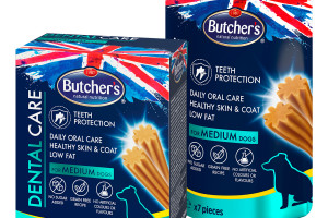 Butchers wprowadza nowe przekąski Dental Care