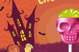 Halloween FUN z Chupa Chups