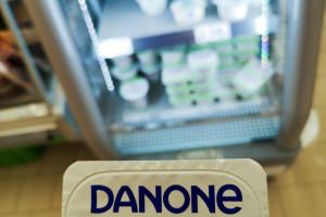 Danone podwyższył ceny i zwiększył obroty w III kwartale