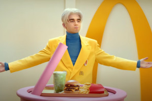 Do kiedy zestaw Maty będzie dostępny w McDonalds?